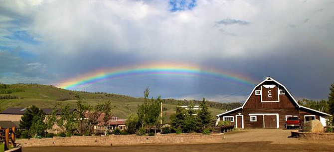 C Lazy U barn-rainbow_web-large2